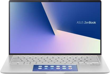 ASUS ZenBook Classic Core i5 10th Gen - (8 GB/512 GB SSD/Windows 10 Home/2 GB Graphics) UX434FL-A5822TS Thin and Light Laptop