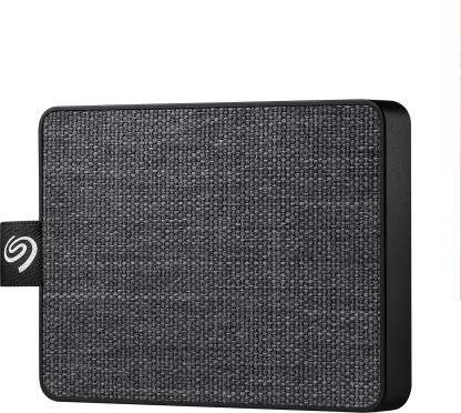Seagate One Touch 500 GB External Solid State Drive