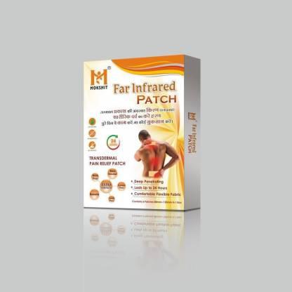 Mokshit FAR INFRARED 232109 Plaster & Patch