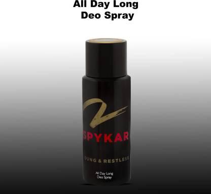 Spykar YNR Body Deodarant for Men Deodorant Spray  -  For Men