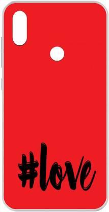 Print Zap Back Cover for Mi Redmi Note 7
