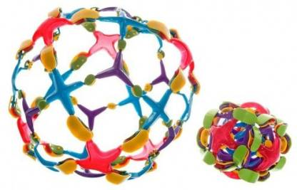 dollar store Colorful Twist Sphere