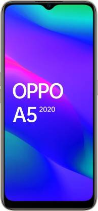 OPPO A5 2020 (Dazzling White, 64 GB)