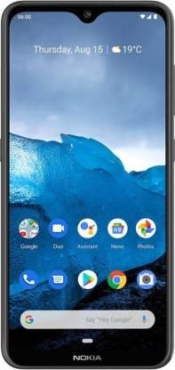 Nokia 6.2 (Black, 64 GB)
