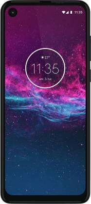 Motorola One Action (Denim Blue, 128 GB)