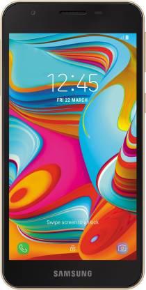 Samsung Galaxy A2 Core (Gold, 16 GB)  (1 GB RAM) thumbnail