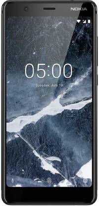 Nokia 5.1 (Black, 32 GB)