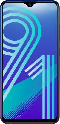 Vivo Y91 Nebula Purple India