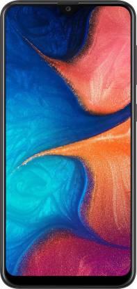 SAMSUNG Galaxy A20 (Black, 32 GB)