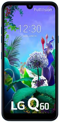 LG Q60 (Blue, 64 GB)