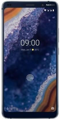Nokia 9 (Blue, 128 GB)