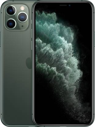 APPLE iPhone 11 Pro Max (Midnight Green, 512 GB)