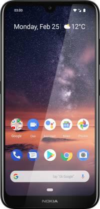 Nokia 3.2 (Black, 32 GB)