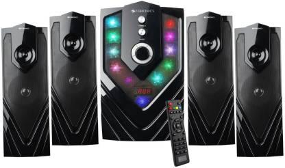 ZEBRONICS ZEB - SAMBA 105 Watt Bluetooth Home Theatre