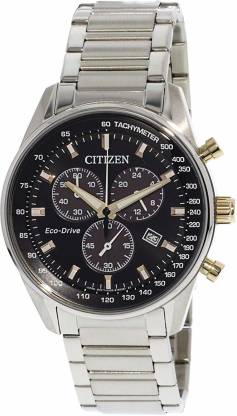 AT2396-86E Analog Watch - For Men
