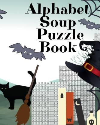 Alphabet Soup Puzzle Book