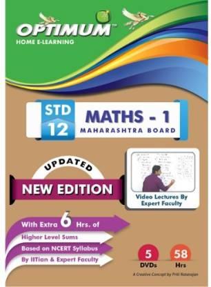 Optimum Educators Educational DVDs HSC-Class 12-Mathematics-Part-1