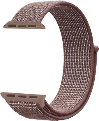 CELLFATHER Sport Loop Band Smart Watch Strap  (Brown)