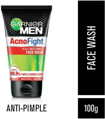 Garnier Men Men Acno Fight Anti-Pimple Face Wash