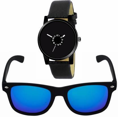Stysol Watch & Sunglass Combo Combo