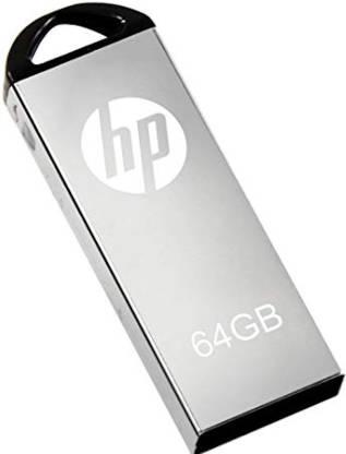 HP V22OW 64 GB Pen Drive