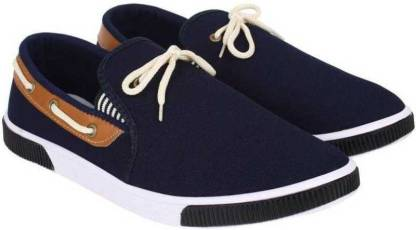 Tryviz Comfortable Slip On Sneakers Shoes For Men Boat Shoes For Men