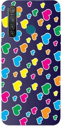 SmartNxt Back Cover for Realme 5 Pro