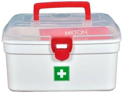 MILTON Milton Medical Box DOYO DT  - 2500 ml Plastic Utility Container