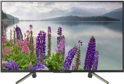 SONY Bravia W800F 123.2 cm (49 inch) Full HD LED Smart Android TV