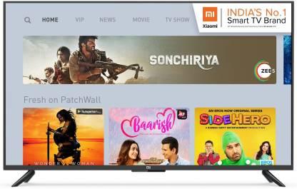 Mi 4A Pro 123.2 cm (49) Full HD LED Smart Android TV