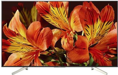 Sony Bravia X8500F 189.3cm (75 inch) Ultra HD (4K) LED Smart Android TV  (KD-75X8500F)