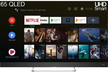 Iffalcon V2A 163.83 cm (65 inch) QLED Ultra HD (4K) Smart Android TV