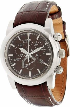 Citizen AT0555-18X Eco-Drive Analog Watch - For Men
