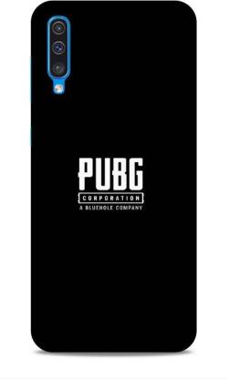 MAPPLE Back Cover for Samsung Galaxy A30S (PubG Printed)