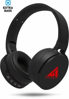 Boult Audio ProBass Q Bluetooth Headset