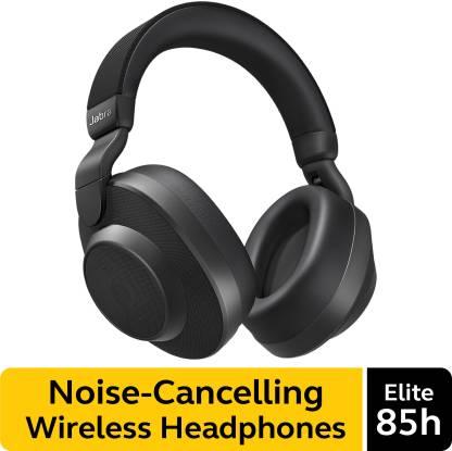 Jabra Elite 85h Titanium Active noise cancellation enabled Bluetooth Headset