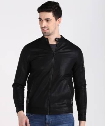 V DOT BY VAN HEUSEN Full Sleeve Solid Men Jacket