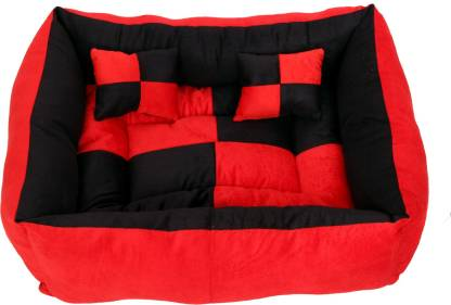 RK PRODUCTS 15 red with black S Pet Bed