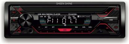 Sheen Shine Car Stereo Single Din FX- A410UC With USB , AUX , Bluetooth, SD CARD Car Stereo