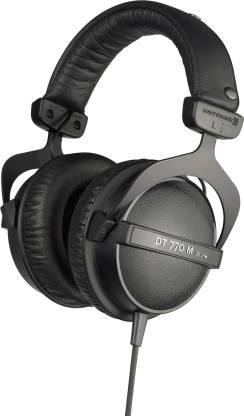 Beyerdynamic DT 770 pro 80 OHMS Wired without Mic Headset