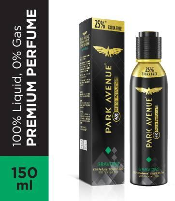 PARK AVENUE Gravitas Perfume Body Spray  -  For Men & Women