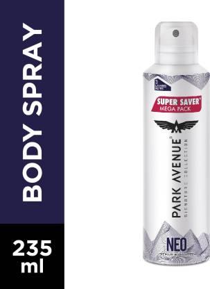 PARK AVENUE MEGA PACK SIGNATURE NEO Deodorant Spray  -  For Men