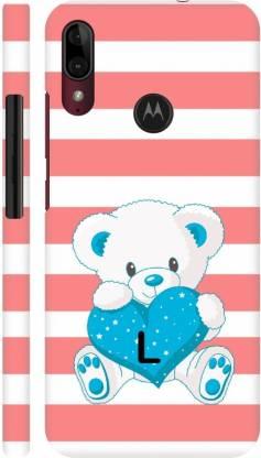 ZNYKE CASE Back Cover for Motorola e6s