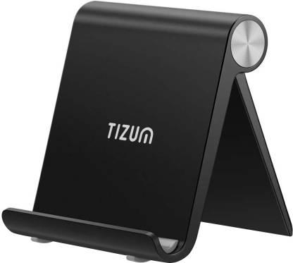 Tizum Foldable Portable Desktop Stand for Phone, Tablets Mobile Holder