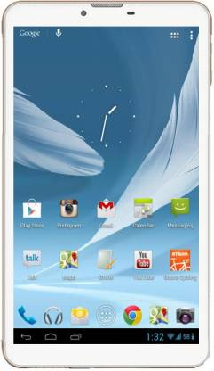 I Kall N6 Plus 1 GB RAM 8 GB ROM 7 inch with 3G Tablet (White)