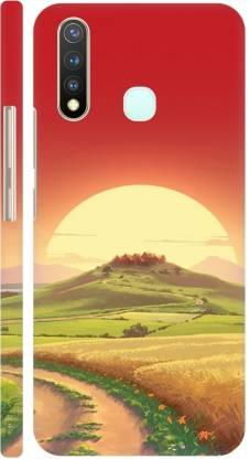 Gadget Hub Back Cover for Vivo Y19,Vivo U20