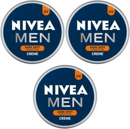 NIVEA MEN Dark Spot Reduction Crme, 75ml, Buy 2 Get 1 Free