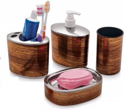 Soap Dispenser Toothbrush Holder, Bathroom Soap Dispenser And Toothbrush Holder