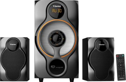 T-Series M-33 2.1 Channel Multimedia Speakers System 2.1 Home Cinema