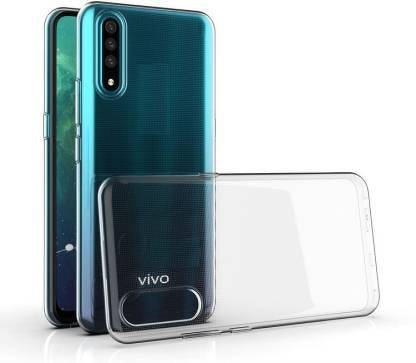 RAWAT Back Cover for VIVO S1 TRANSPARENT BACK COVER
